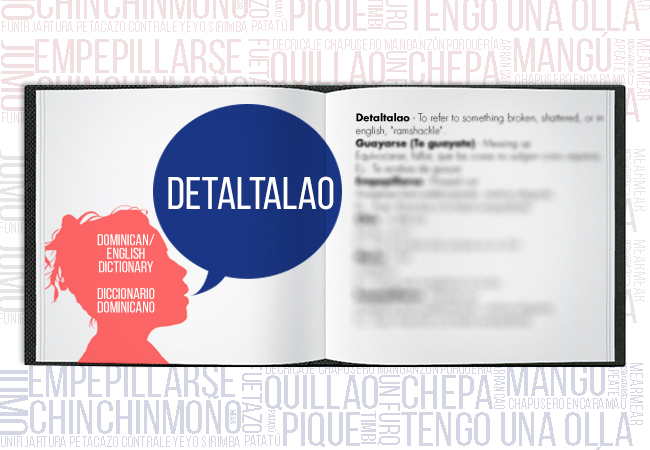 Dominican Dictionary Detaltalao