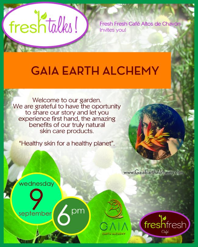 Fresh Talks Gaia