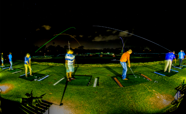 CDC Night Golf