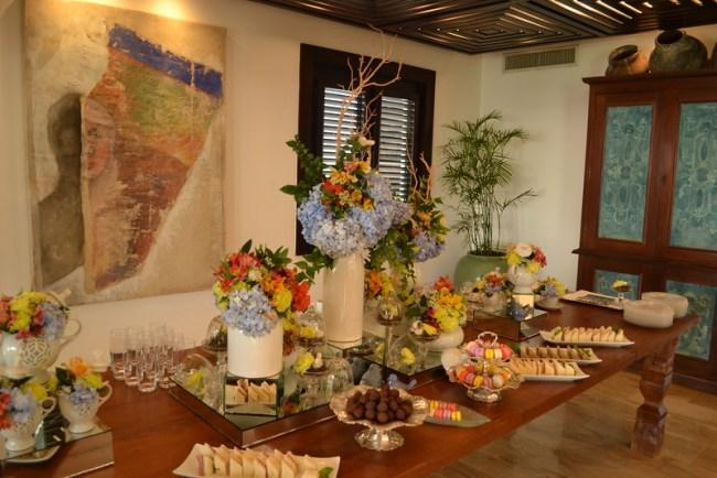 Casa de Campo tea Party