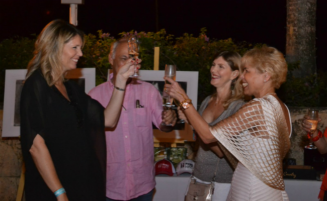 Toast Night for the Kids at La Morela