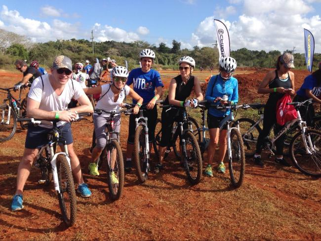 Bike Riders - New Motocross Track