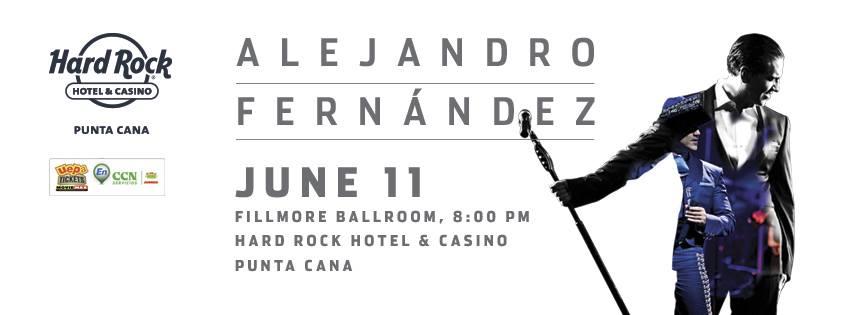 Alejandro Fernandez concerts