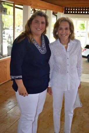 Lyanne Azqueta and Lian Fanjul of MIR