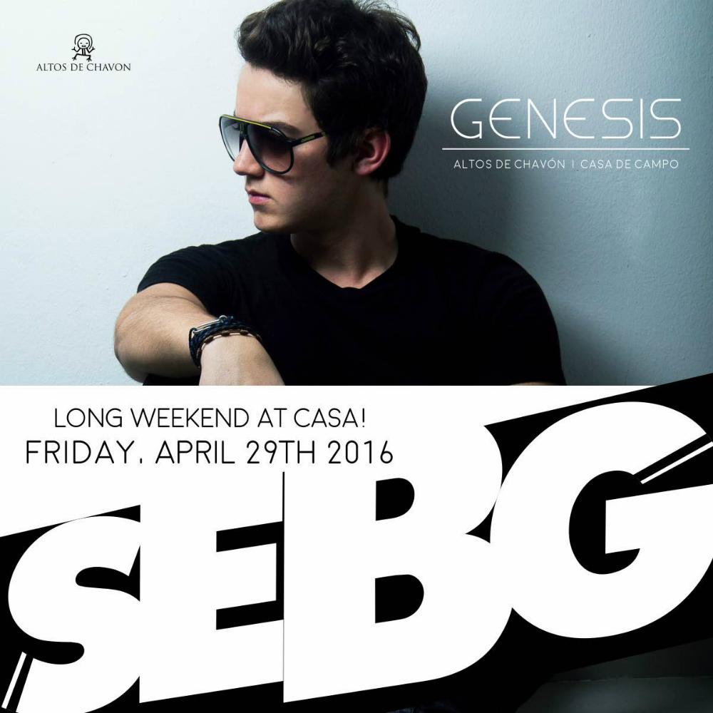 SEBG at Genesis Nightclub