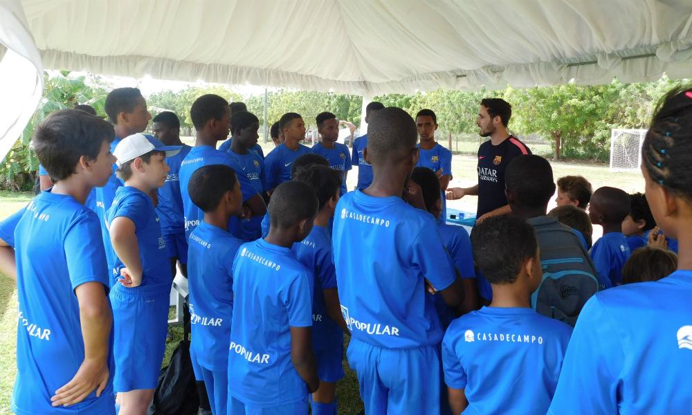 FCBEscola Summer Group