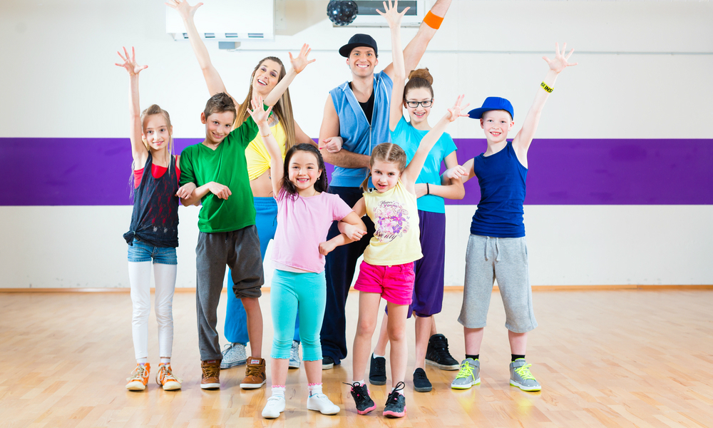 Body Image Pointe Hip Hop Summer Camp