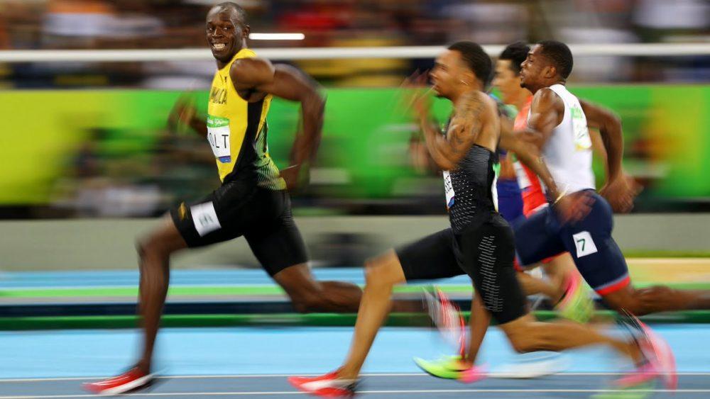 Bolt Olympics 2016