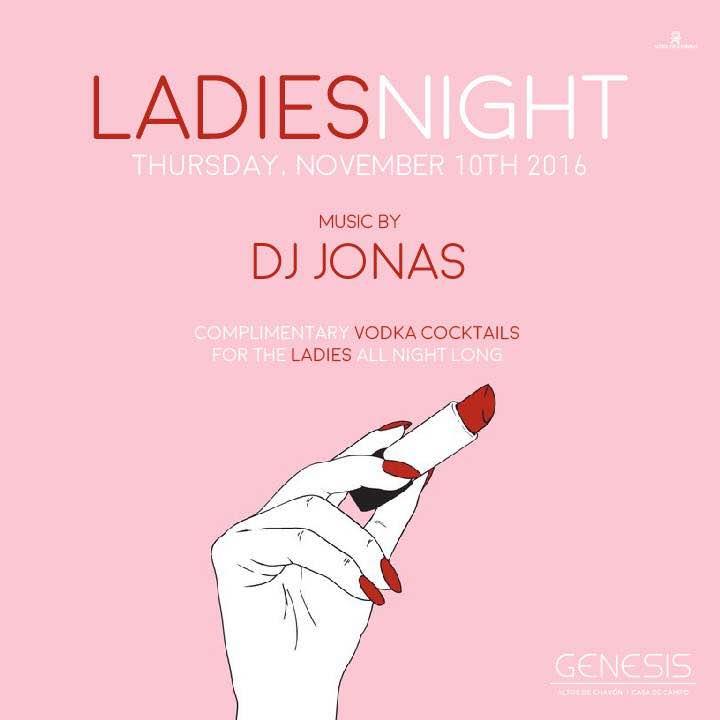 Genesis Ladies Night