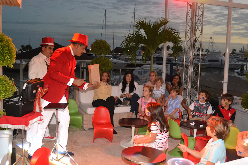 Cartier Christmas Party