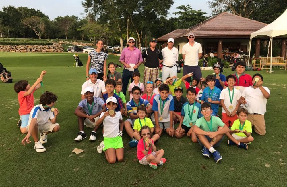 Drive Chip and Putt Competition Jr. Golf Academy