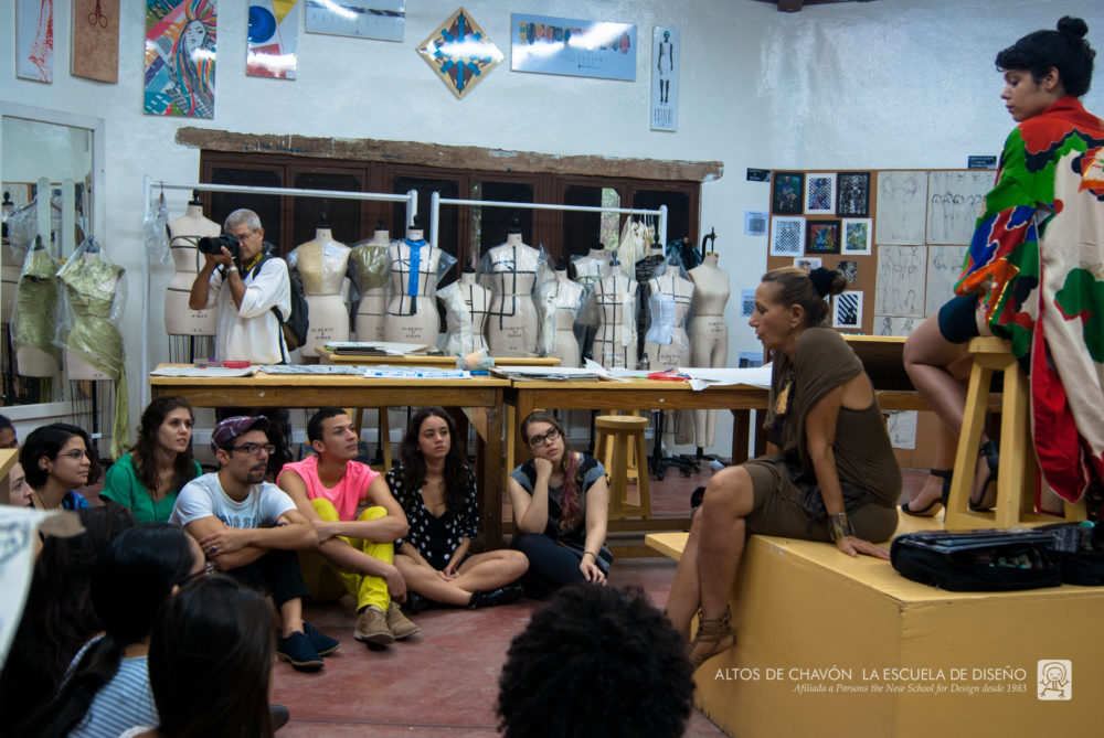 Donna Karan Chavón School of Design