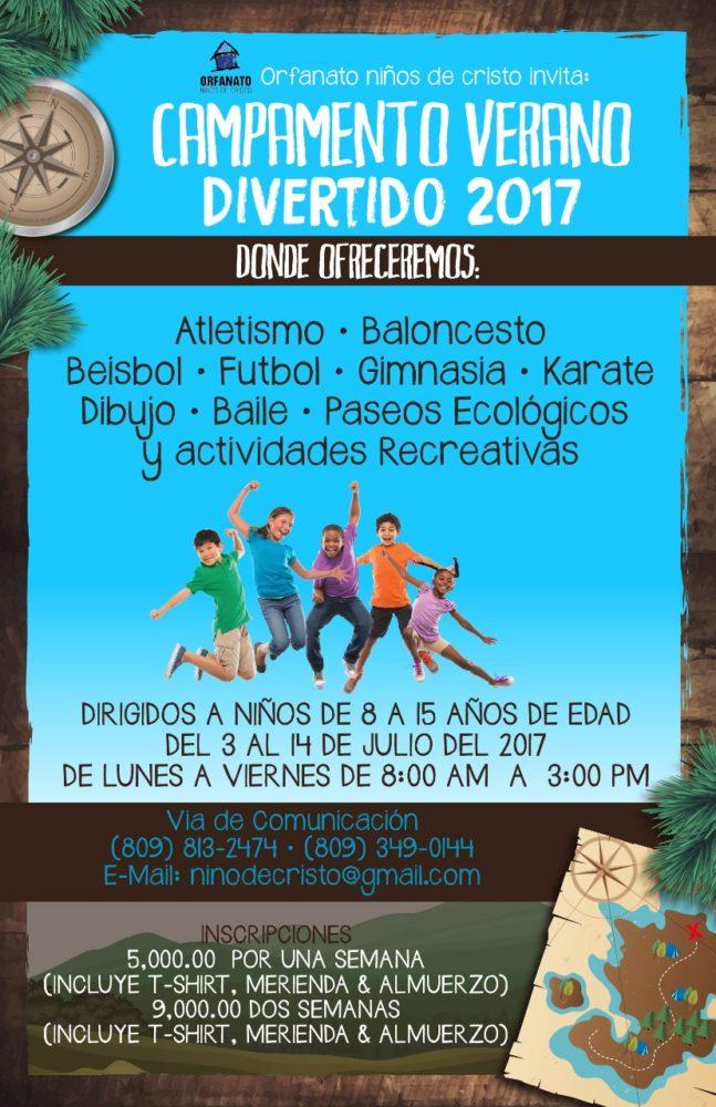 Ninos de Cristo Summer Camp 2017