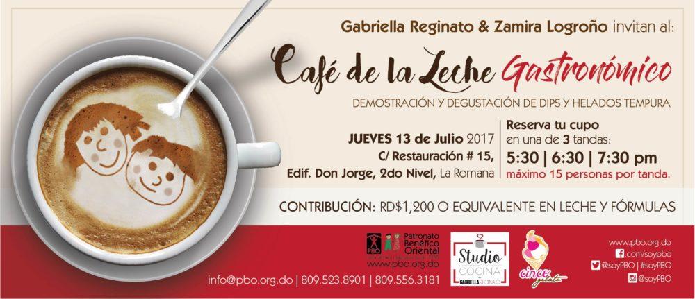 Café de la Leche 13 de Julio 2017