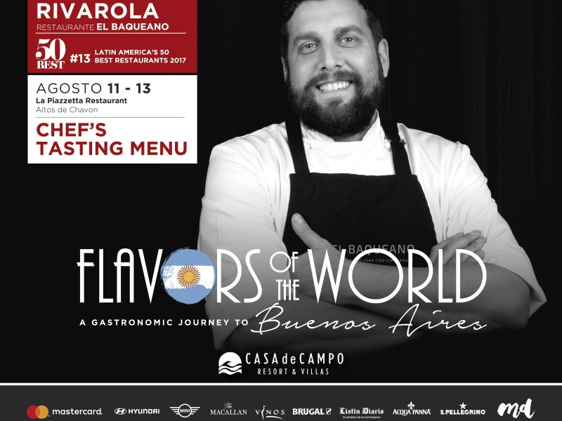 Flavors of the World Buenos Aires