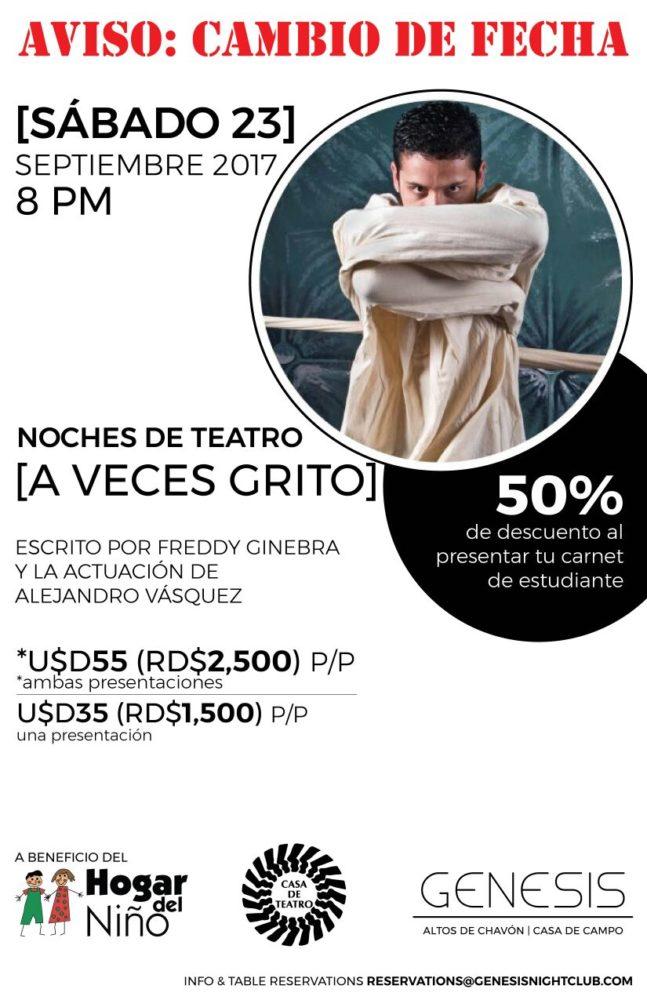 Noches de Teatro