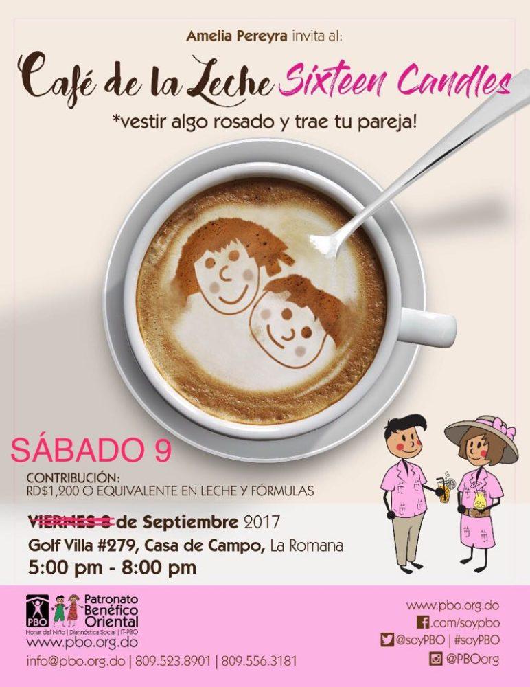 Café de la Leche September 2017