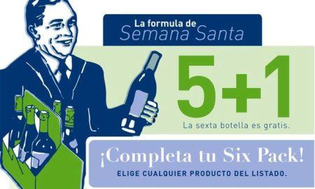 semana santa oferta vinos