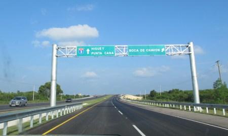 autopista del coral