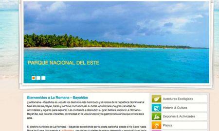 explorelaromana web site
