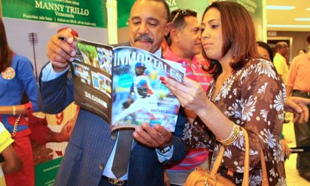 Tony Pena revista INMORTALES