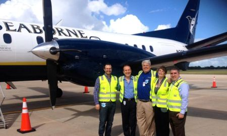 Philip Silvestri Claudio Silvestri Seaborne Airlines