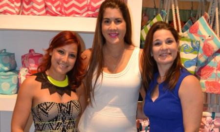 Lauren Llenas, Patricia Peguero, Ivonne Zeller