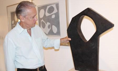 Fernando Varela escultura