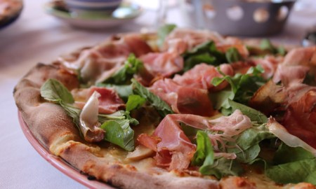 pizza limoncello