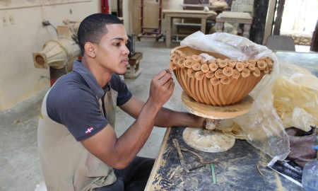 Ceramics Altos de Chavon