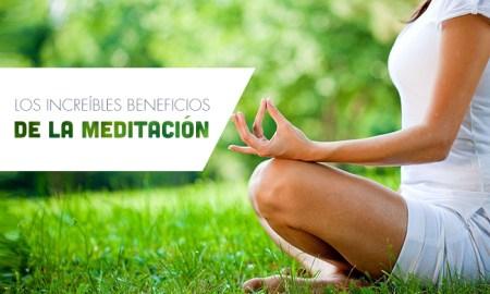 Increíbles Beneficios de la Meditacion