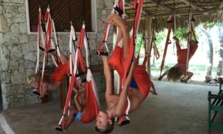 Aero Yoga for Kids