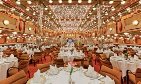 Costa Favolosa Dinner