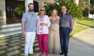 Rebecca Silvestri, Philip Silvestri, Claudio Silvestri, Casa de Campo