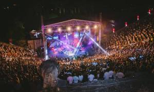 Altos de Chavon Amphitheater Marc Anthony Concert