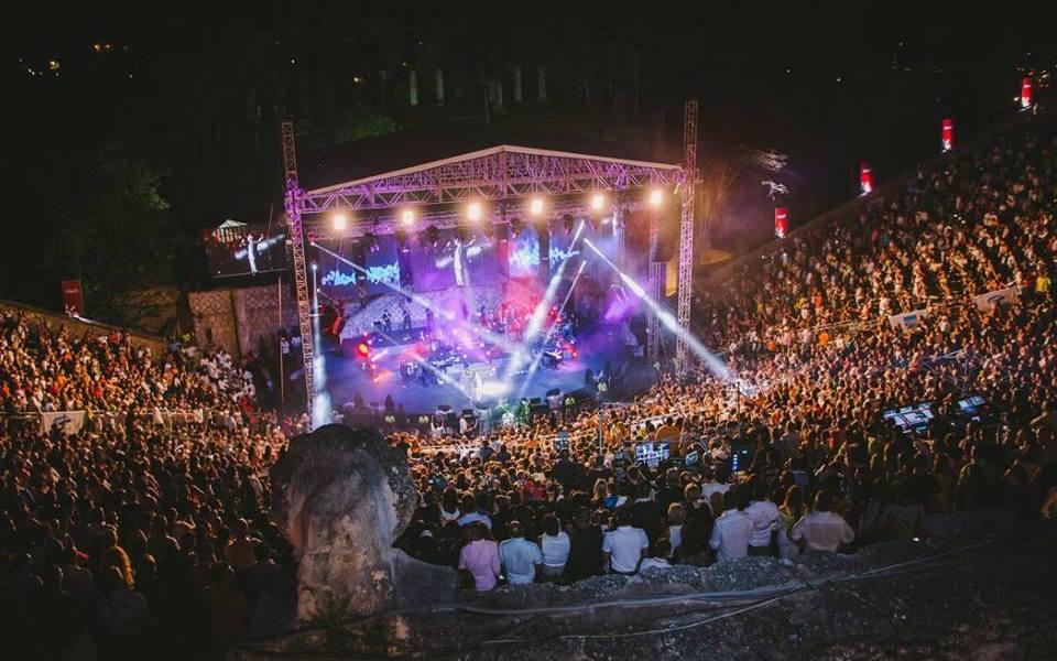 Altos de Chavon Amphitheater Marc Anthony Concert
