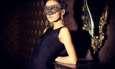 Masquerade party Halloween