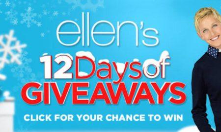 Ellen Degeneres Christmas