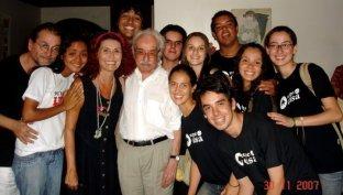 Visita a casa do poeta Manoel de Barros