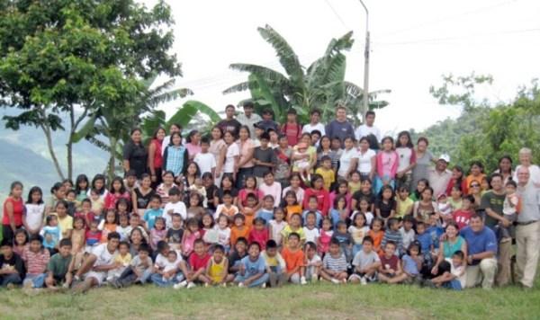 groepsfoto CDE