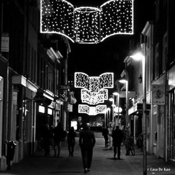 Nieuwstad by night