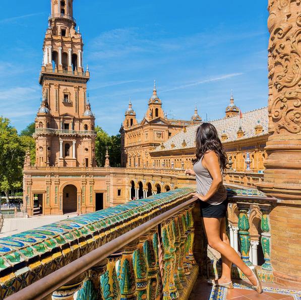 No Destinations travel blog in Seville.