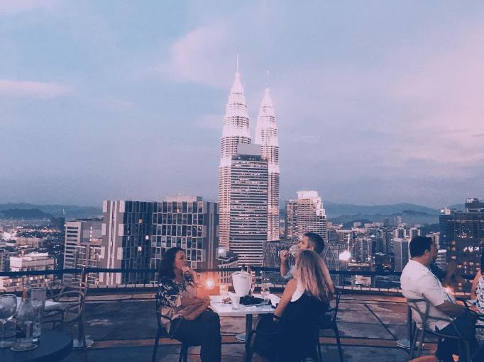Best Roof Top Bars Kuala Lumpur
