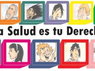 La salud es tu derecho.Punto de Información Sexual Juvenil del Ayuntamiento de San Andrés y Sauces
