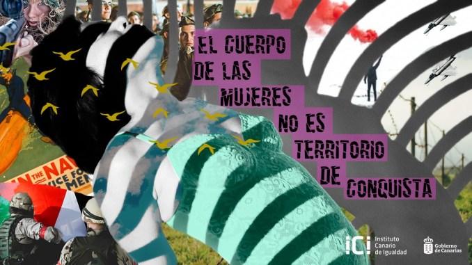 violencia sexual en conflictos armados. Centro de Información Juvenil del Ayuntamiento de San Andres y Sauces