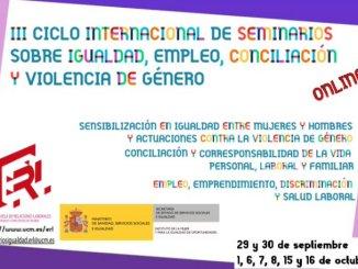 II Ciclo Internacional de Seminarios Sobre Igualdad, Empleo, Conciliación y Violencia de Género: Balances, Logros y Retos. Centro de Información Juvenil del ayuntamiento de San Andrés y Sauces
