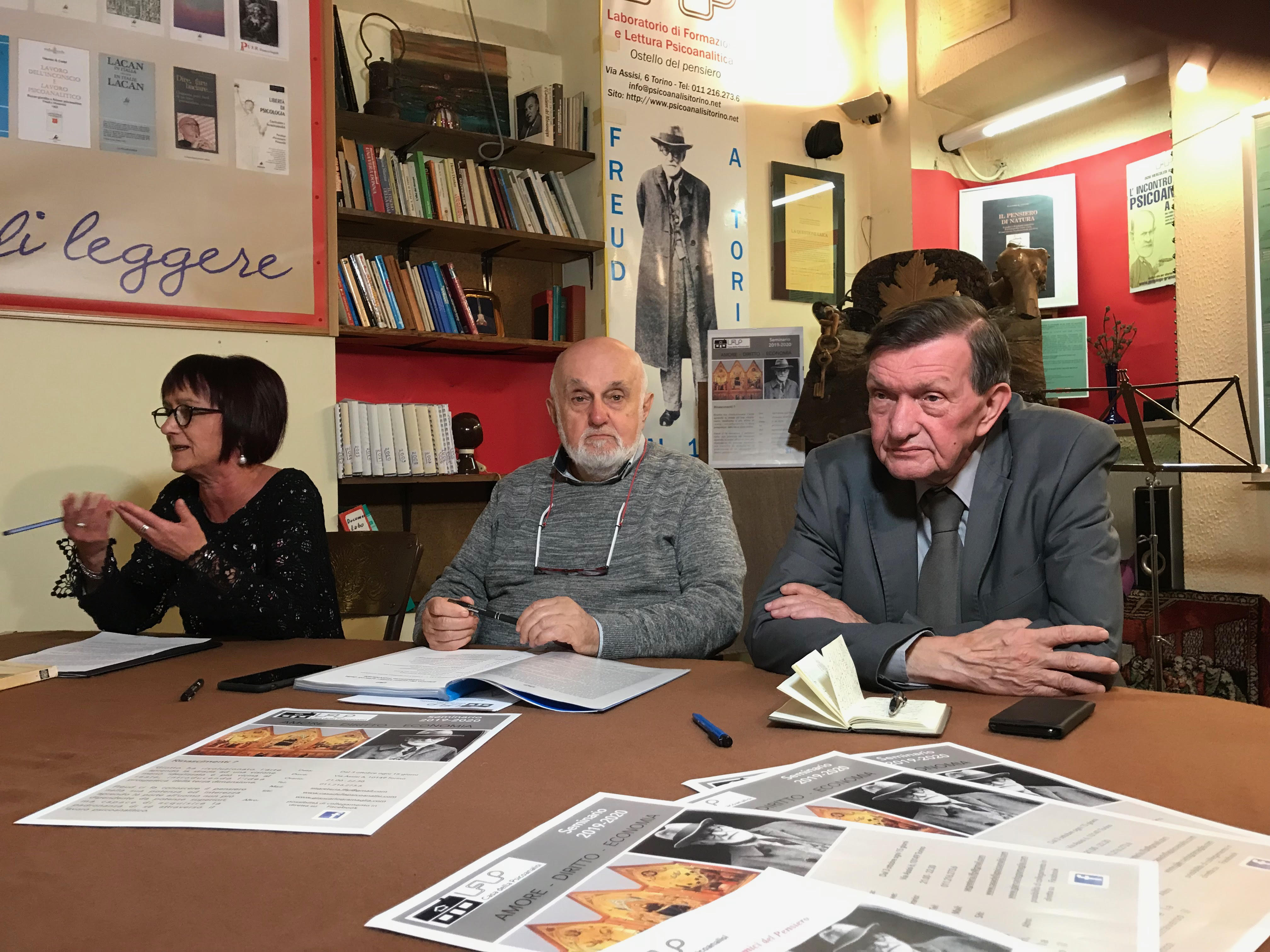 Seminario LFLP 2019/20: sesto appuntamento