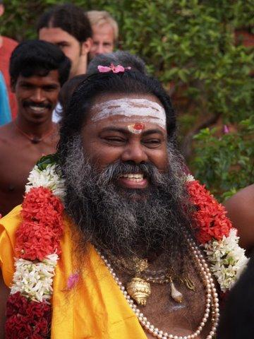Swami Premananda nel 2007