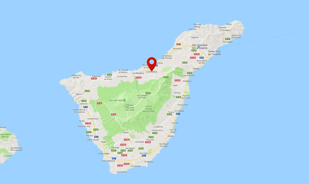 CASA-DELTIMPLE-LANZAROTE-Ubicacion-La-Orotava-Tenerife