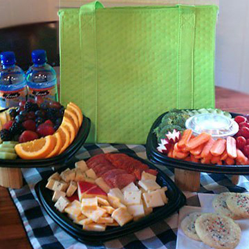 Picnic Lunch in Keepsake Bag
